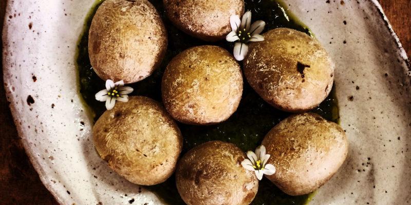 Potato Tasting