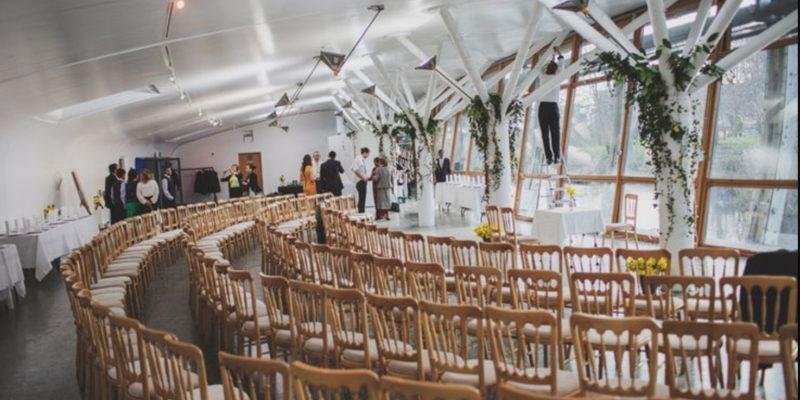 Mile End Eco & Arts Pavilion