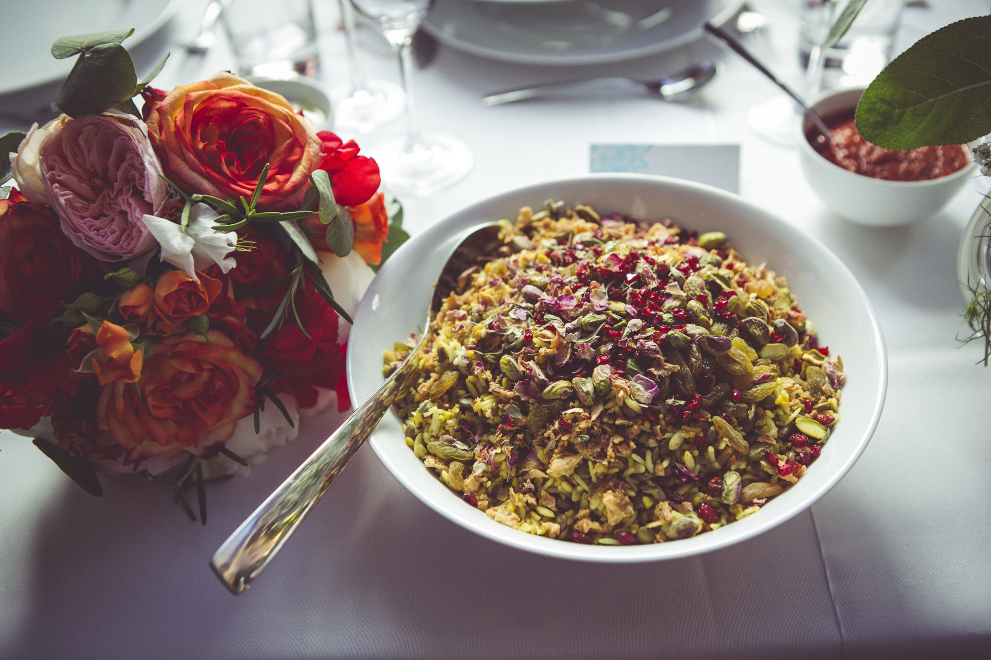 Wedding Catering Reinvented